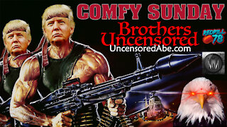 Brothers Uncensored - Abe & Joe on Comfy Sunday with RP & M3