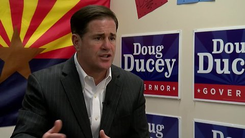 PROFILE: Doug Ducey running for governor again