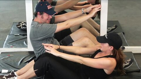 Local company does fitness on-demand