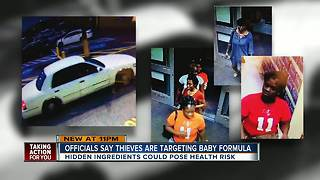 Deputies trying to identify women seen stealing baby formula from Publix - Video