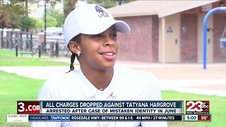 District Attorney dismisses charges against Tatyana Hargrove - Video