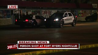 Shooting investigation underway at Fort Myers Nightclub