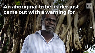 Aboriginal Leader Has Sobering Message For African Migrants - Video