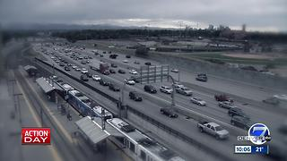 Improving Denver traffic will require money, technology, CDOT executive director says - Video