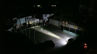 Massive Blackout Continues In Venezuela
