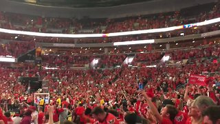 Capital Fans Sing 'We Are the Champions' After Stanley Cup Victory