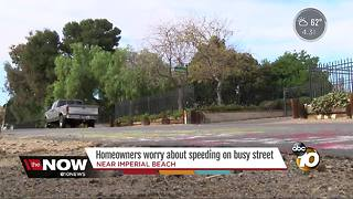 South Bay homeowners worry about speeding - Video