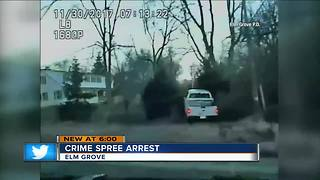 Delavan woman arrested for auto thefts, hit-and-run crashes - Video