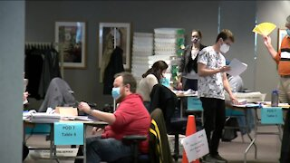 Absentee ballots continue to be counted in Milwaukee County