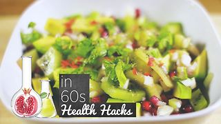 Health Hacks: Wanna sleep better? Try kiwi salsa! - Video