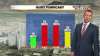 13 First Alert Las Vegas Weather for February 9 Morning - Video