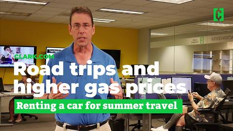 Renting a car for road trips
