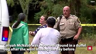 Body Of Missing Infant Found In Woods, Father Arrested | Rare News - Video