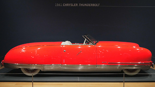 CarStuff: Dream Cars | 1941 Chrysler Thunderbolt - Video