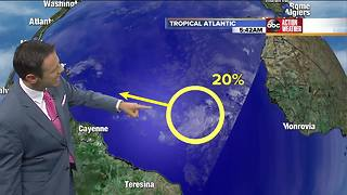 Tracking the Tropics   August 29