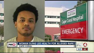Second lawsuit filed against Lee Health accusing nurse of raping patient - Video