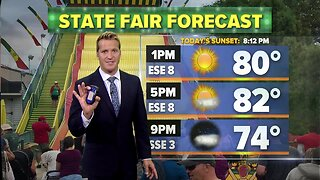 Midday Storm Team 4Cast: Friday Aug. 2