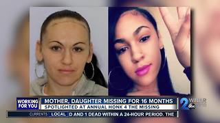 Effort to find Baltimore mother, daughter who went missing 16 months ago - Video