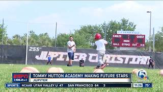 Tommy Hutton Academy Comes to Jupiter - Video