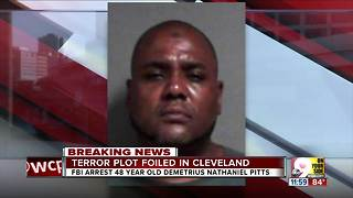 Feds: Cleveland terror suspect has ties to Cincinnati