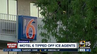 Motel 6 says employees won't call immigration on guests - Video
