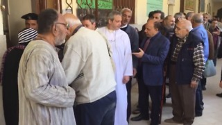 Egyptians Cast Votes in Country's Presidential Election - Video