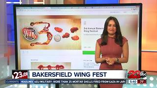 Bakersfield Wing Fest on Saturday - Video