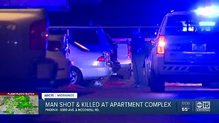63rd Ave Deadly Shooting