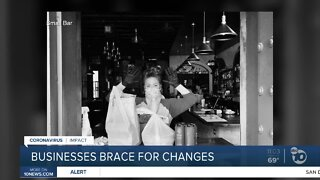 Businesses brace for changes