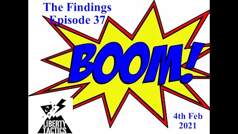 The Findings Episode 37 Apology the info re arrests, has come from an untrusted source!