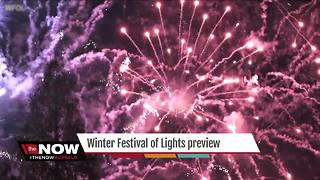 Winter Festival of Lights - Video