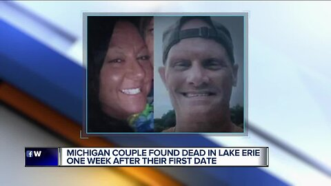 Michigan couple found dead in Lake Erie