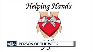 Person of the Week: Helping Hands helps parents get holiday gifts - Video