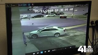 Surveillance video captures shooting at KCK church - Video
