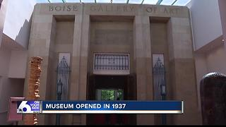 Boise Art Museum celebrates 80th anniversary - Video