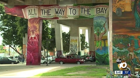 A closer look at Chicano Park