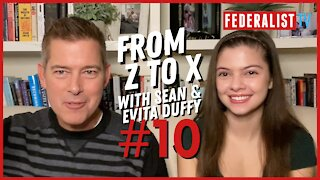 From Z To X Ep. 10: School Lockdowns Are Dangerous + AOC Is Laughably WRONG On Healthcare
