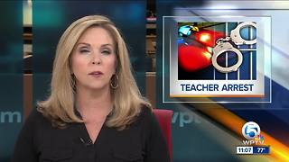 St. Lucie County substitute teacher arrested - Video