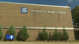 Threat at Green Bay Southwest High School forces four schools to secure buildings - Video