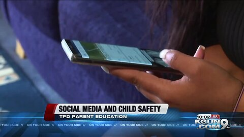 TPD: Social media can lure kids to sex trafficking