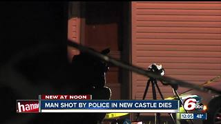 Man shot by police in Indiana dies in Indianapolis - Video