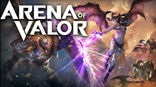 Arena Of Valor - Worth Playing | Awesome Mobile/Switch MOBA
