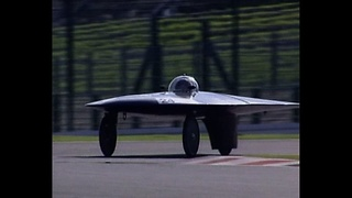 Solar-Powered Grand Prix - Video