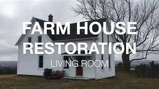 Creative Couple Restore Their 100-Year-Old Farmhouse - Video