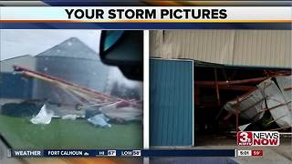 Closer look at severe weather Tuesday, more possible Wednesday