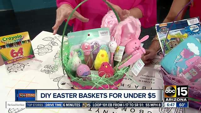 Do it yourself easter baskets for as cheap as 5 solutioingenieria Image collections