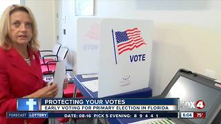 Protecting your votes from hackers in Florida