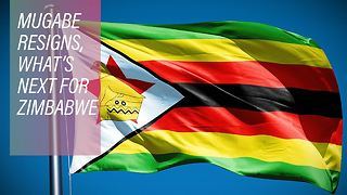 Three things Zim will see after Mugabe waves Mugabye - Video