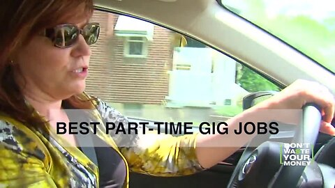 Best part-time gig jobs for 2020