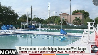 New JCC could help revitalize West Tampa - Video